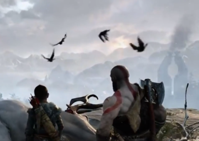 God of War Trailer Sound-Redesign
